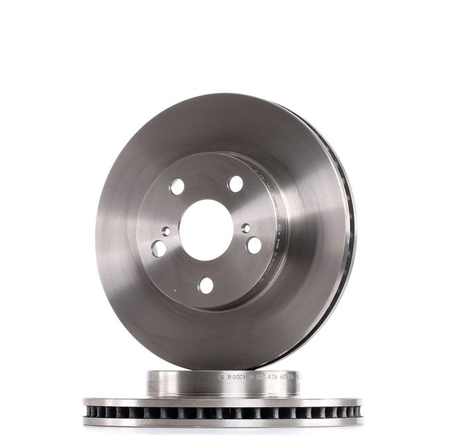 BOSCH 0986479663 Disc brake set