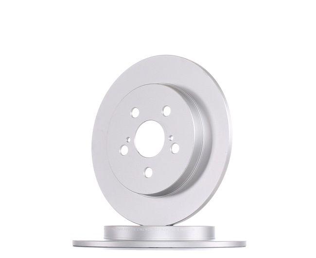 BOSCH 0986479721 Disc brake set
