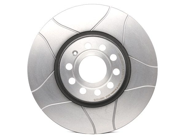 Golf VII Hatchback (5G1, BQ1, BE1, BE2) 2020 year Brake Disc BREMBO 09.9772.75