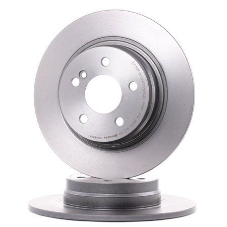 BREMBO 08A61241 Disc brake set