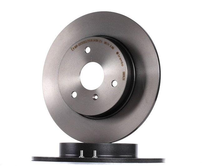 BREMBO 08816311 Discos de freno