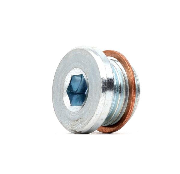 Oil drain plug CORTECO 84920158 M 18 x 1,5 x 12, with seal ring