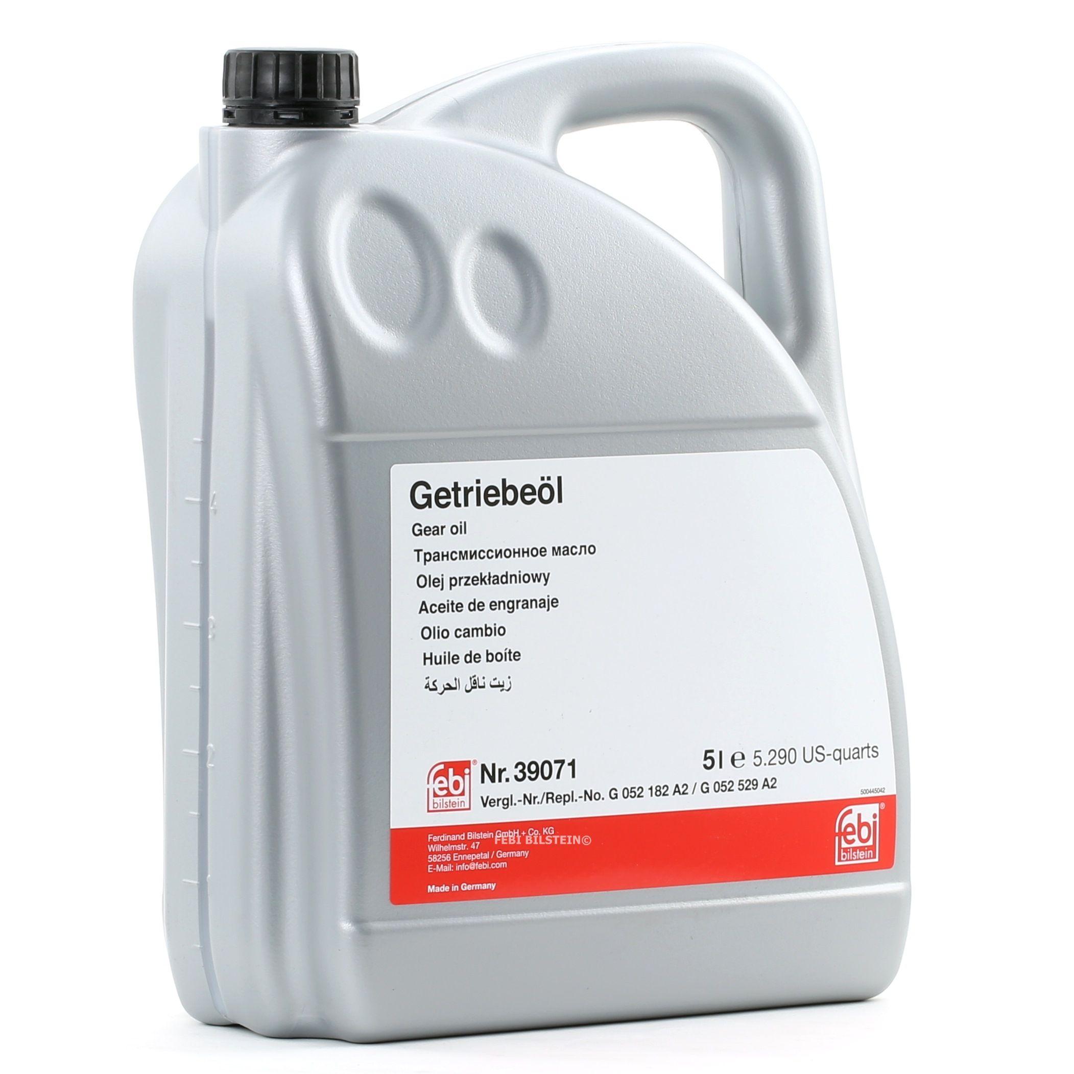 ATF FEBI BILSTEIN RenaultEDC6speed rating