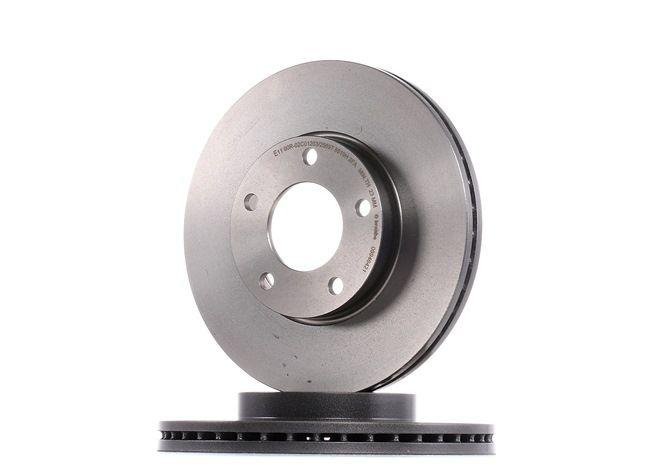 Brake Disc 09.9464.21 3 (BL) 2.0 MY 2009