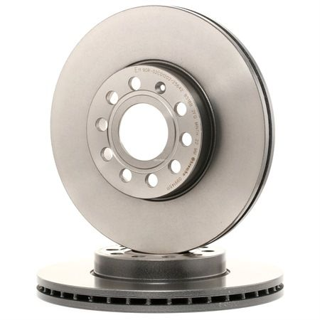 OEM Brake Disc 09.9145.11 from BREMBO