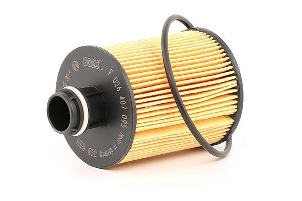 BOSCH Filtro olio SAAB Cartuccia filtro