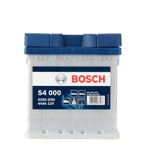 BOSCH Starterbatterie 0 092 S40 001