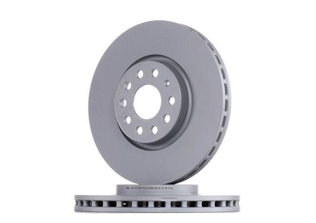 Bremssystem : ATE 24013002201 Bremsscheibe