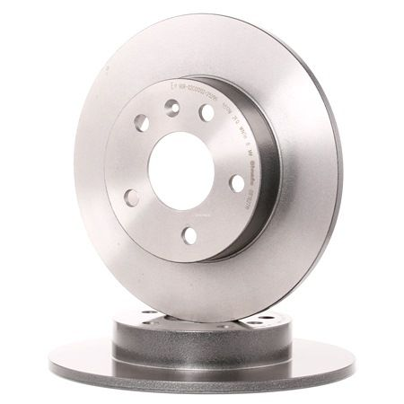 OEM Brake Disc 08.7627.11 from BREMBO