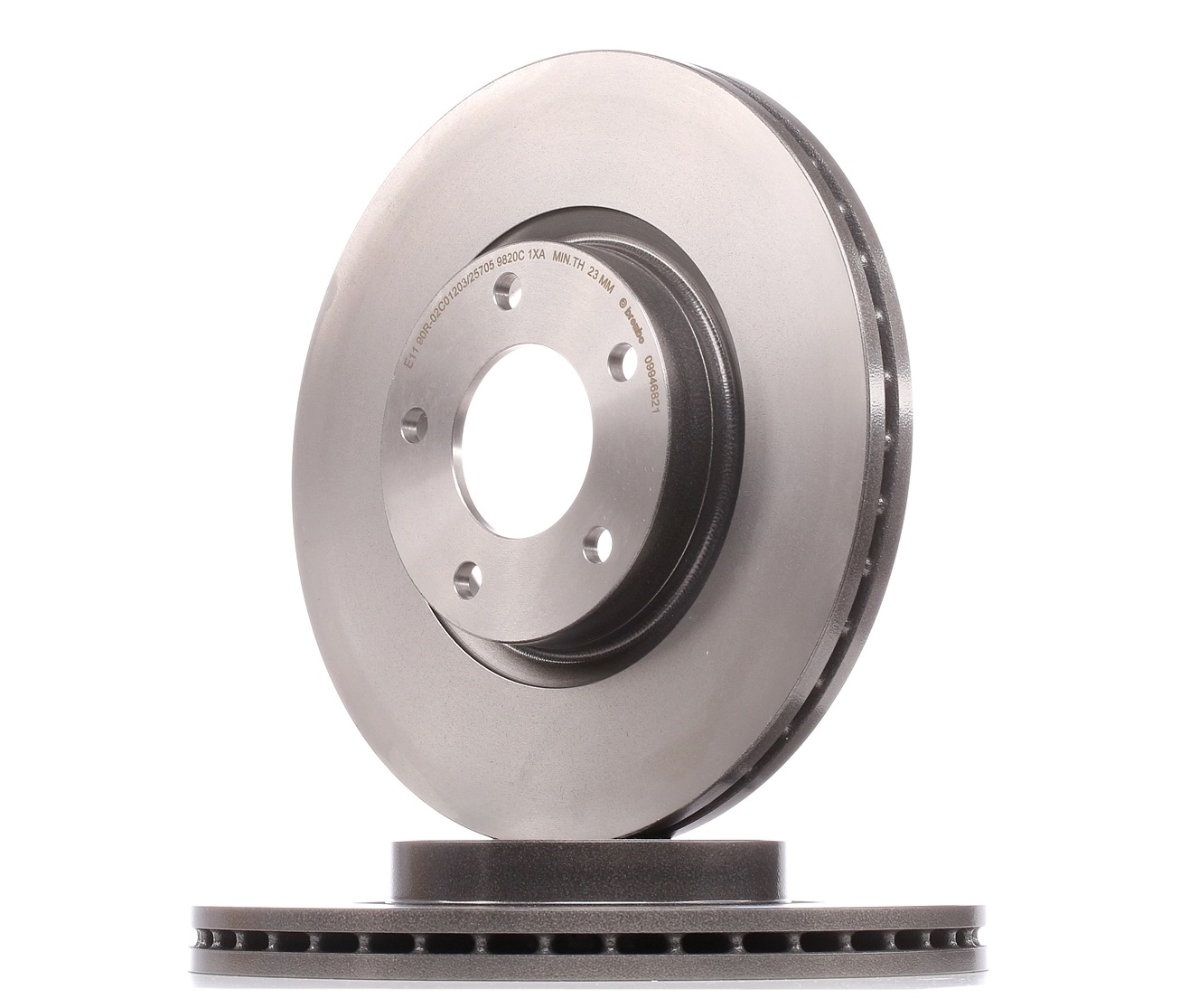 Brake Rotors BREMBO 09.9468.21 rating
