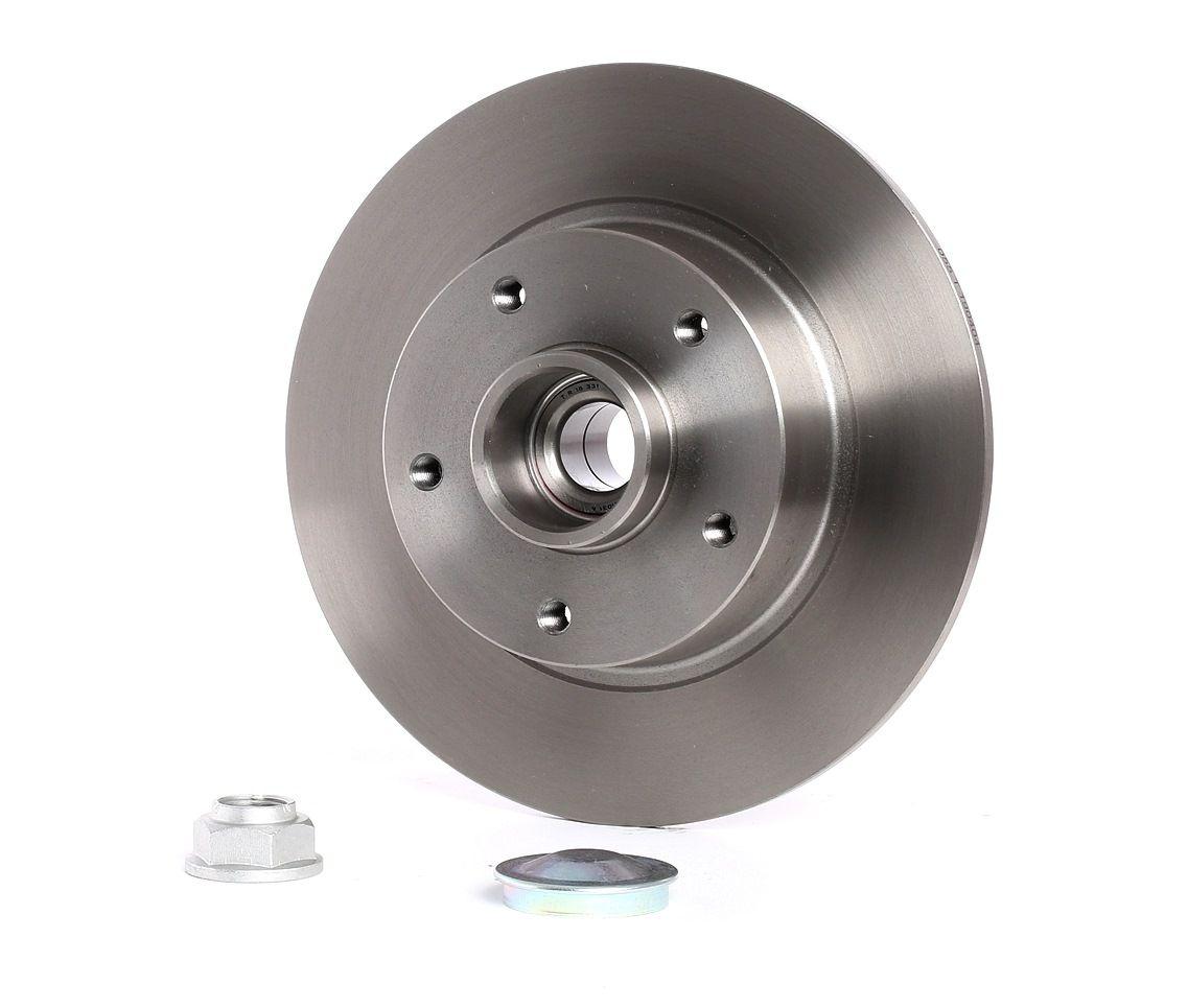 Brake Rotors BOSCH BD1591 rating