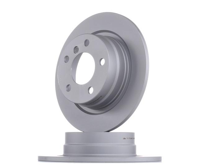 ATE 24011101751 Disc brake set