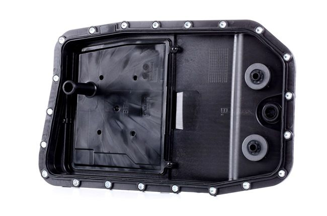 Oil Pan, automatic transmission with OEM Number 2333903