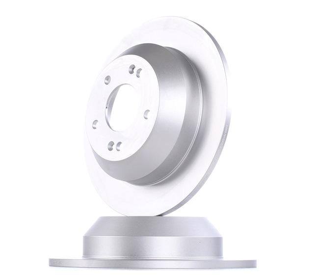 OEM ATE 24.0111-0170.1 HYUNDAI i10 Brake disc kit