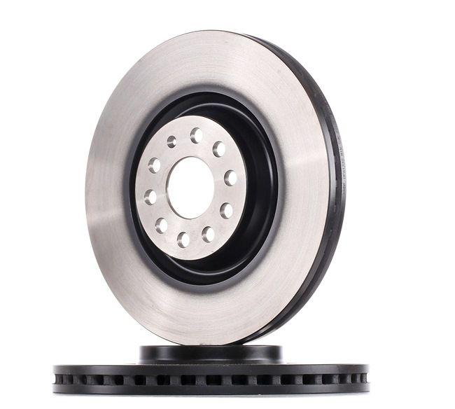 OEM Bremsscheibe TRW 7014270 für DACIA