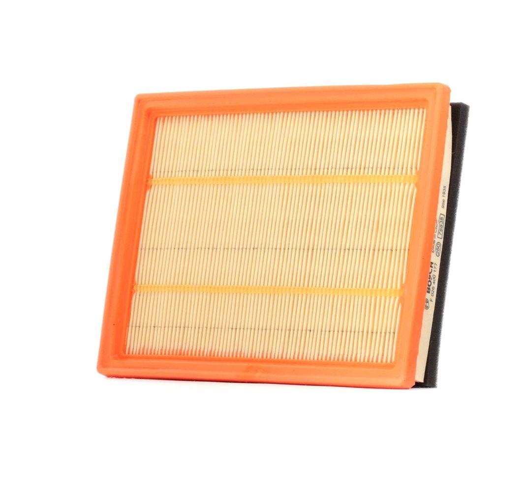 Luftfilter BOSCH F 026 400 177 Rating