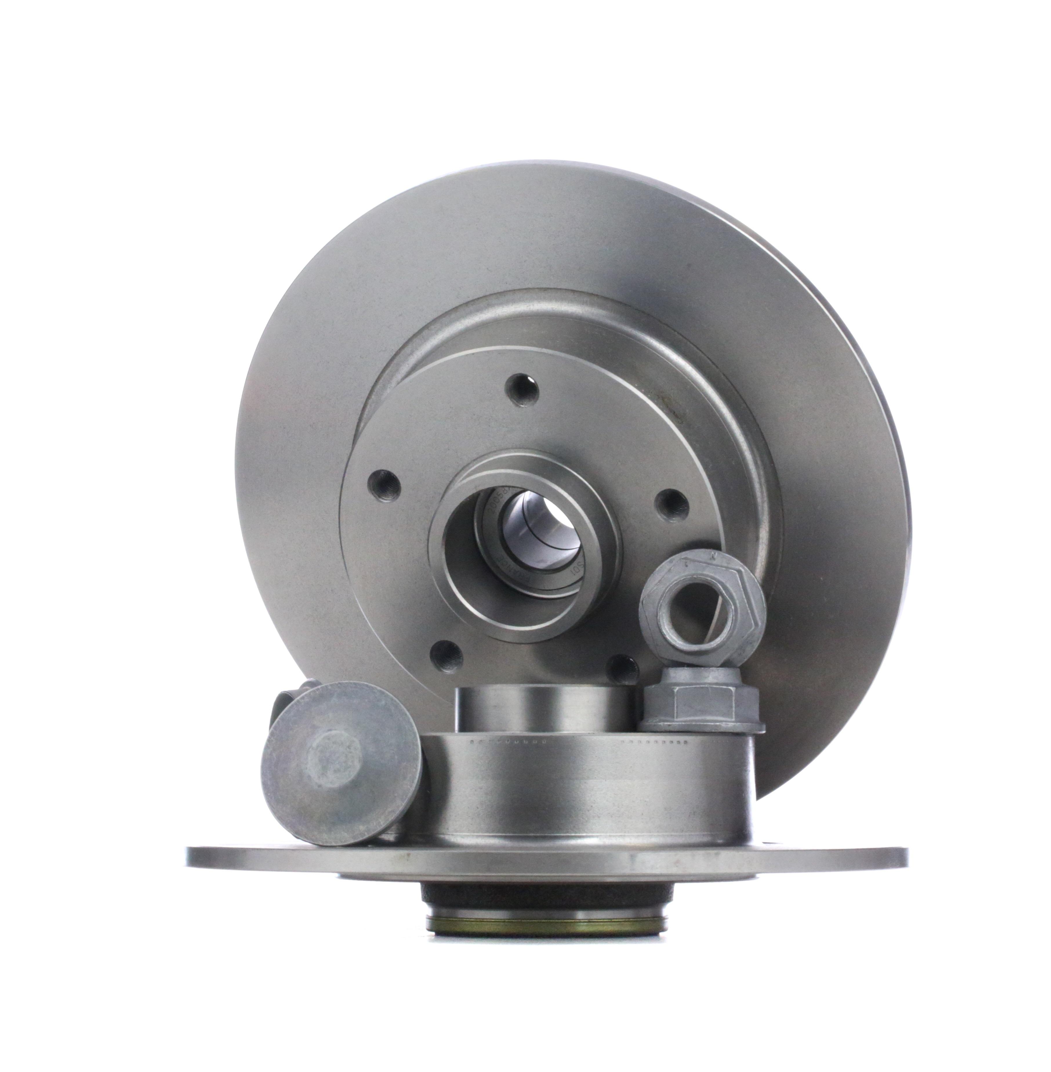 Brake Rotors SNR KF155.110U rating