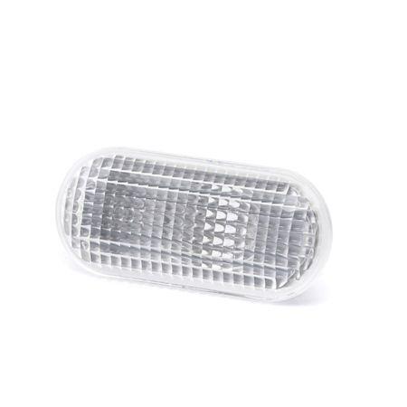 TYC seitlicherEinbau, ohne Lampenträger, weiß 180467112