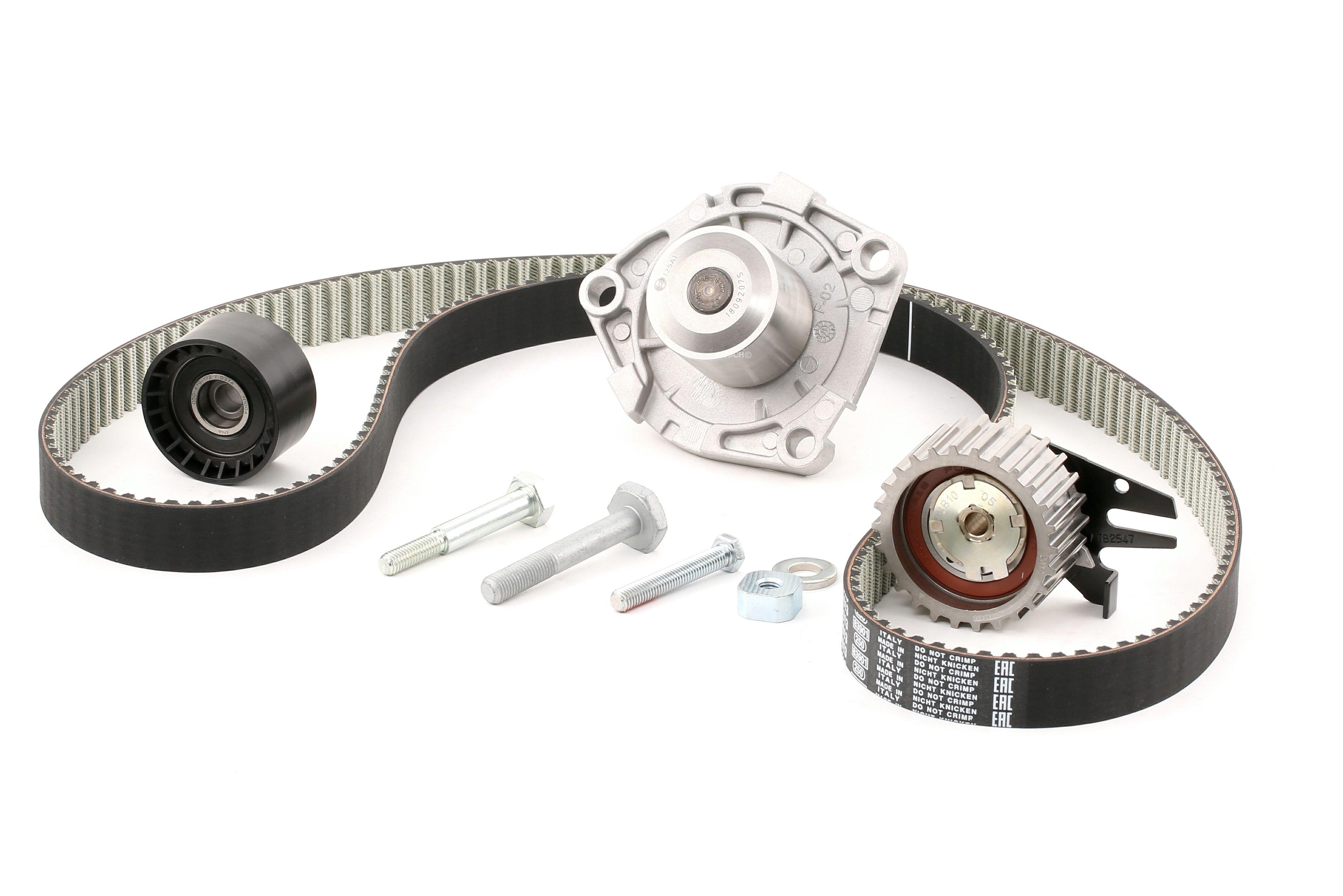 Water Pump + Timing Belt Kit BOSCH 1 987 946 457 rating