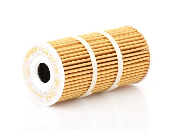 Oil Filter Ø: 57mm, Height: 112mm with OEM Number A 622 180 00 09