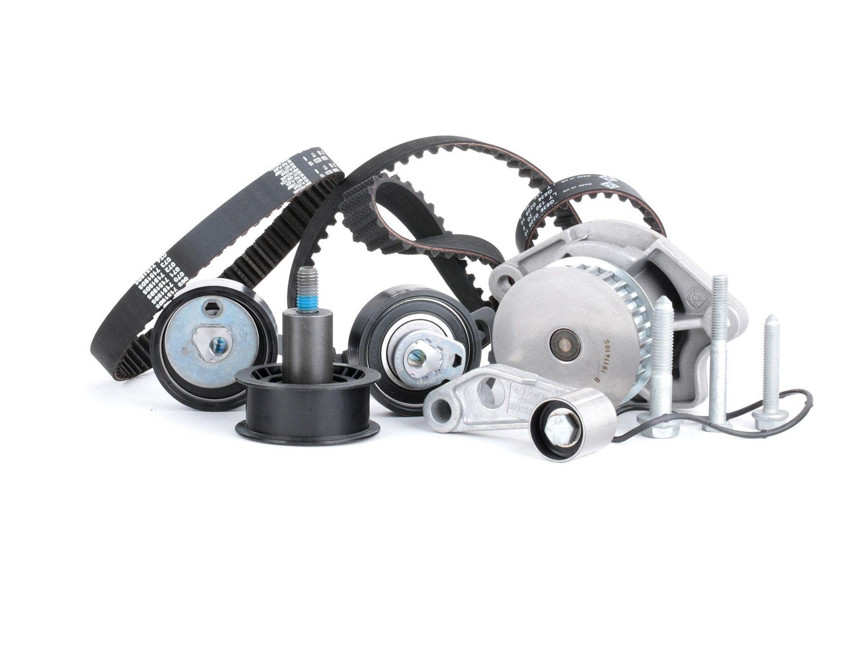 Water Pump + Timing Belt Kit INA 530 0089 31 rating
