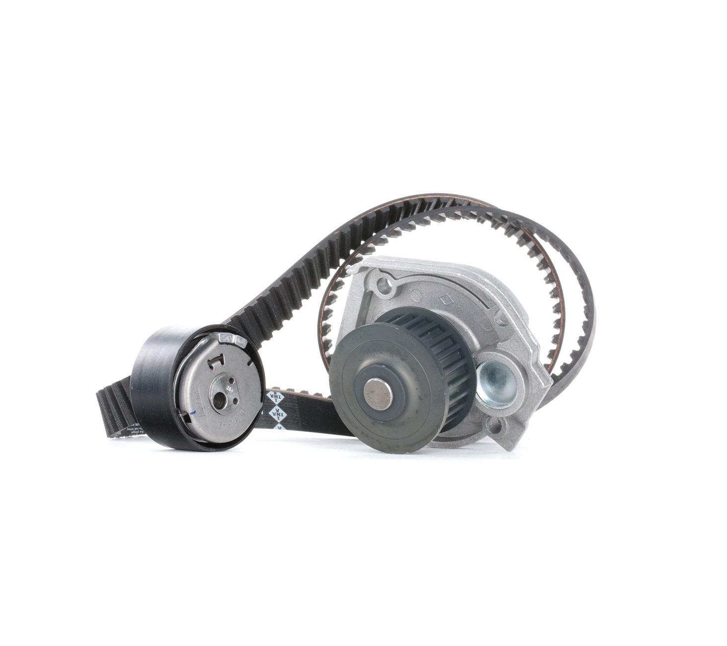 Bomba de Agua + Juego de Distribución INA 530 0228 30 evaluación