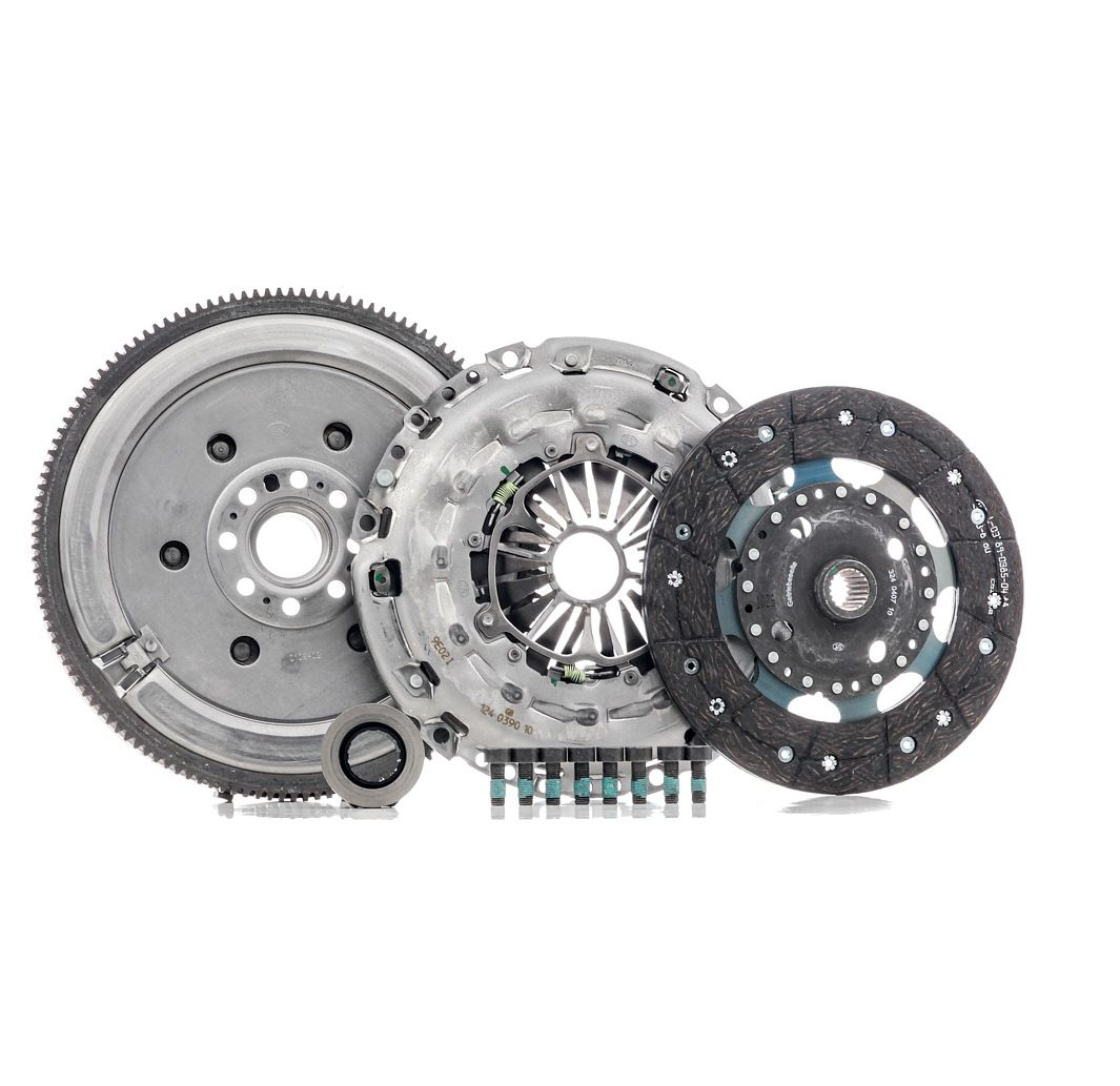 Complete clutch kit LuK 600 0140 00 rating