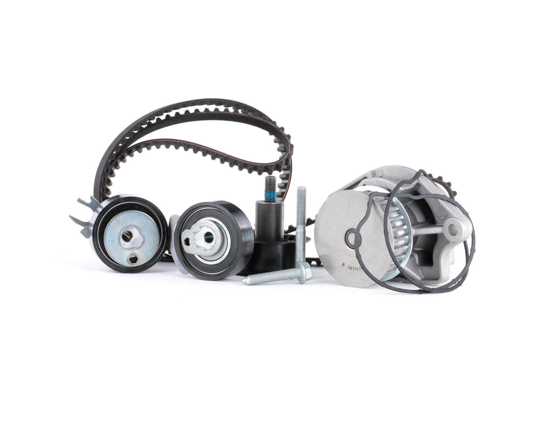 Pompa acqua e cinghia distribuzione INA 530 0538 30 valutazione