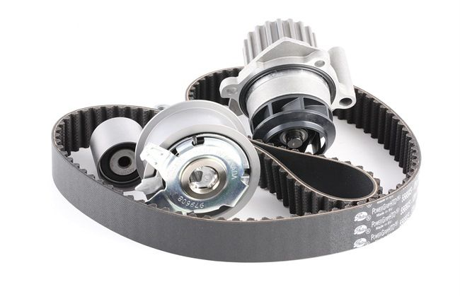 AUDI: GATES Water Pump & Timing Belt Set PowerGrip®