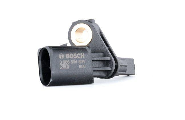 Sensor, Raddrehzahl Länge über Alles: 66mm mit OEM-Nummer 7H0927803