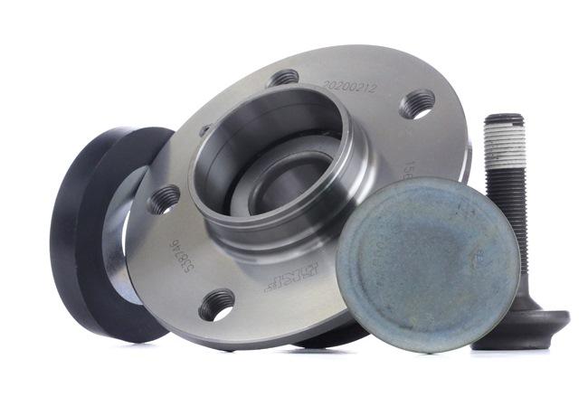 SKF VKBA6650 Wheel hub assembly