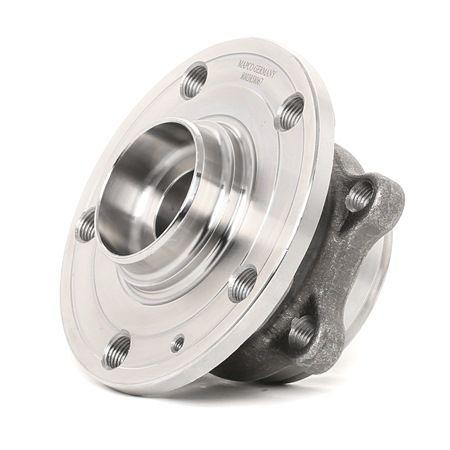 Kit de roulement de roue Ø: 136,4mm avec OEM numéro 5K0498621
