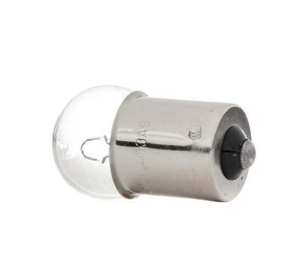 Крушка с нагреваема жичка, светлини на рег. номер R10W, BA15S, 12волт, 10ват V99-84-0011