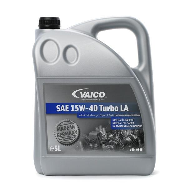 Aceite motor 15W-40, Capacidad: 5L, Aceite mineral EAN: 4046001568213