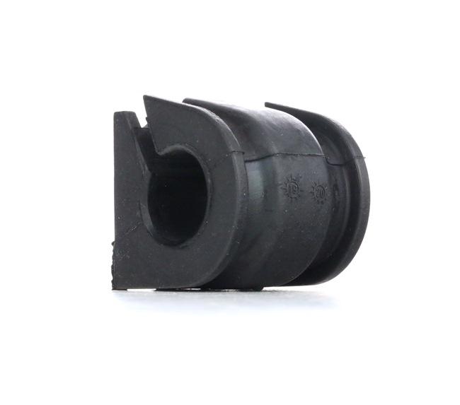 Lagerung, Stabilisator 37726 FEBI BILSTEIN Vorderachse beidseitig, Gummi Innendurchmesser: 18,0mm