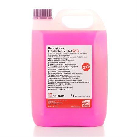 FEBI BILSTEIN Fagyálló hűtőfolyadék Térfogat: 5l, lila