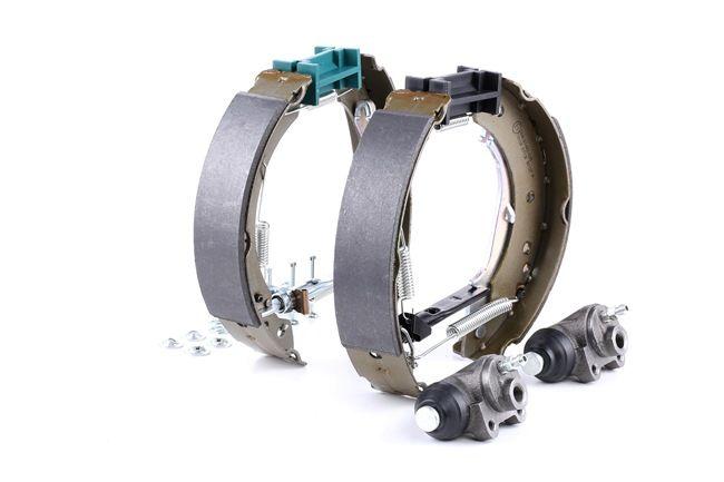 OEM Brake Set, drum brakes FEBI BILSTEIN 37235