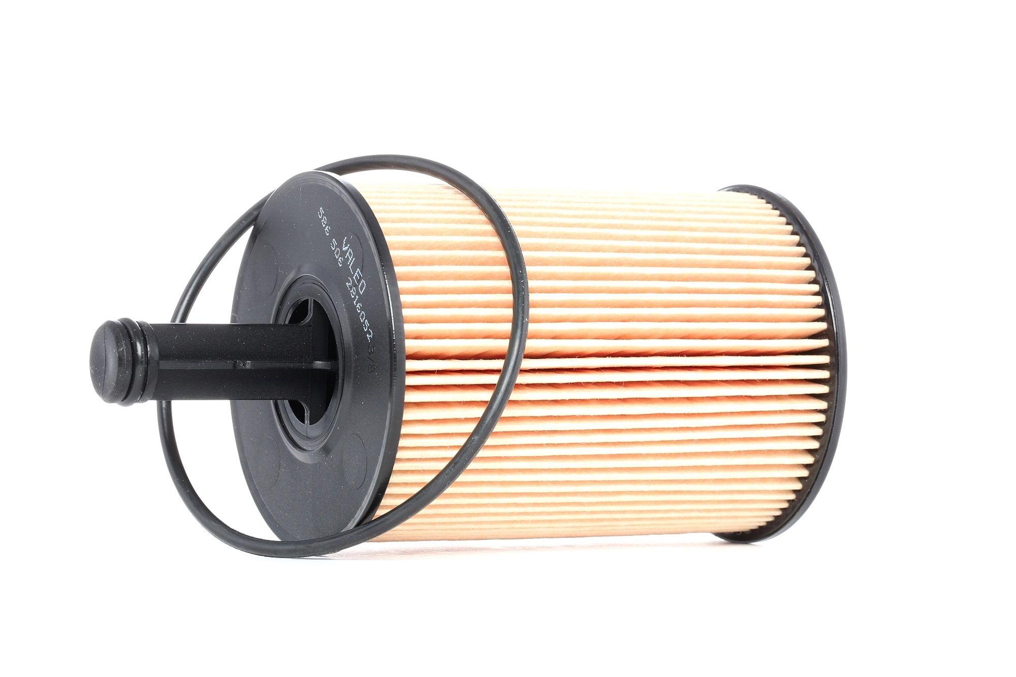 Engine oil filter VALEO 586506 rating