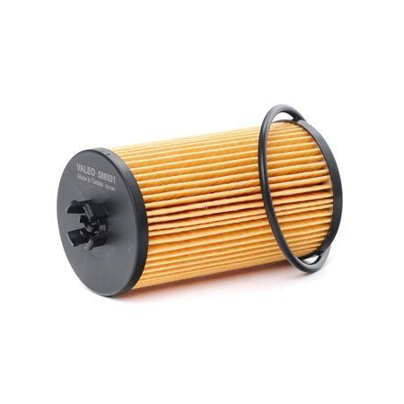 Filtro de aceite VALEO 7150651 Cartucho filtrante