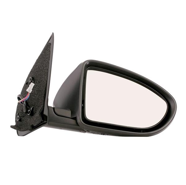 Espejo retrovisor VAN WEZEL 7160060 derecha, espejo completo, convexo, ajustable desde interior, para ajuste elect. espejo, abatible eléctricamente, imprimado