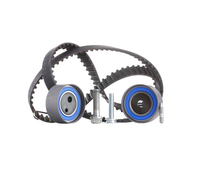 Cam belt kit BOSCH SPANNROLLENSET Teeth Quant.: 131