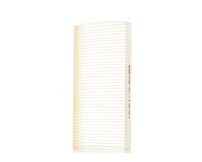 Filter, Innenraumluft Länge: 314mm, Breite: 151mm, Höhe: 39mm mit OEM-Nummer 647904