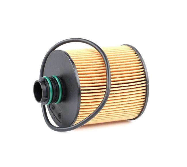 Ölfilter Ø: 72,0mm, Innendurchmesser 2: 24,7mm, Innendurchmesser 2: 36,0mm, Höhe: 100,5mm mit OEM-Nummer 55223416