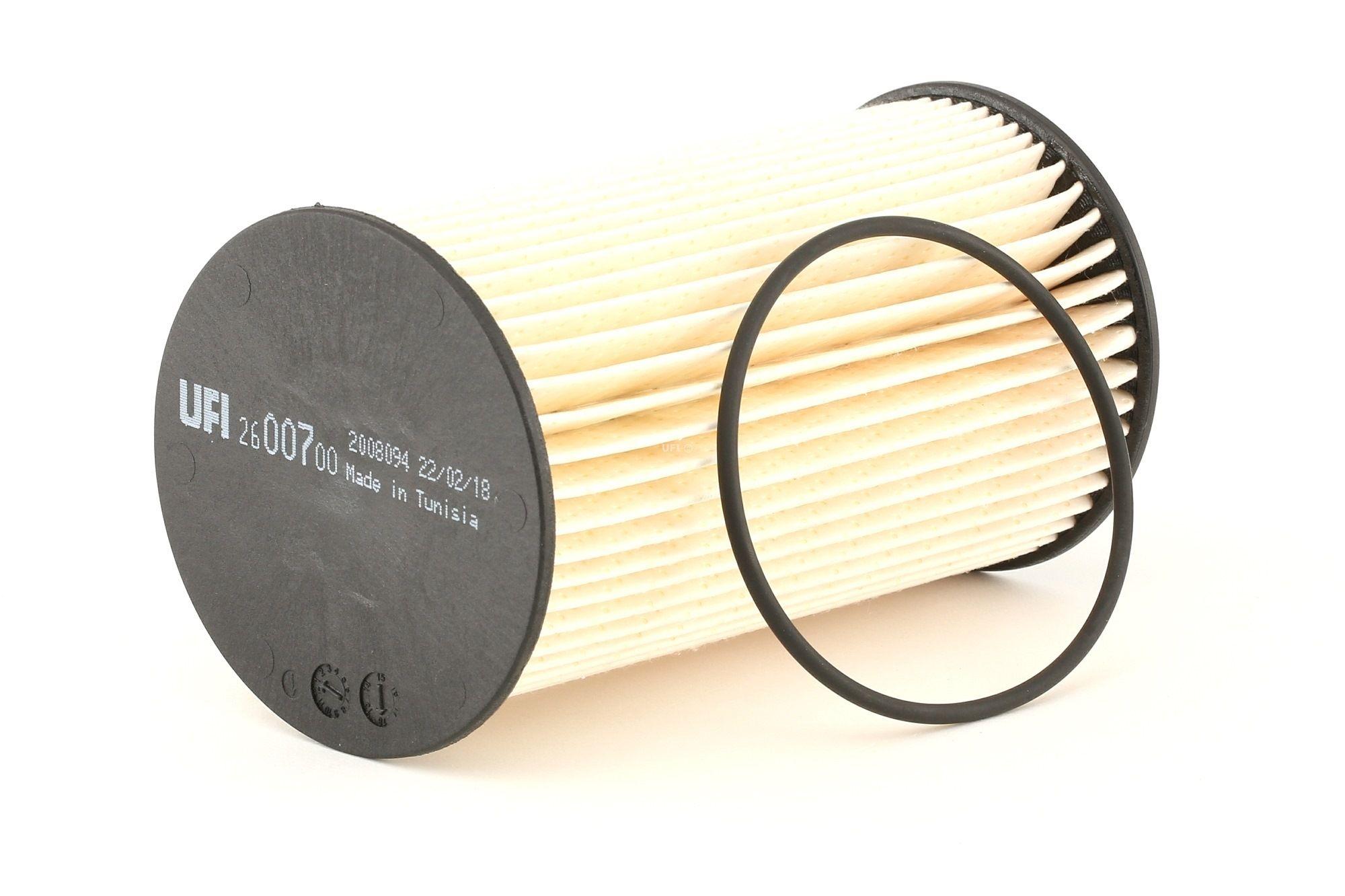 Fuel filter UFI 26.007.00 rating