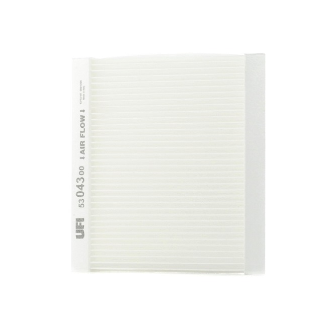 Filter, Innenraumluft Länge: 215,0mm, Breite: 163,0mm, Höhe: 26,0mm mit OEM-Nummer 4 677 0834