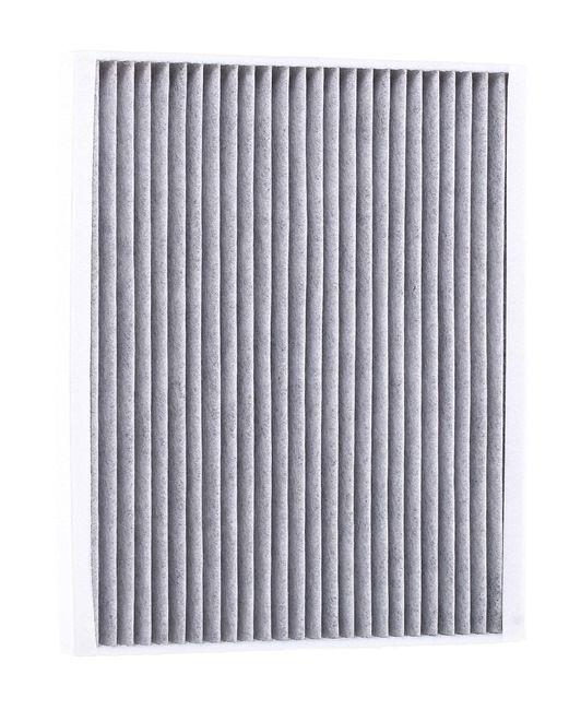 Filter, Innenraumluft Länge: 218,0mm, Breite: 266,0mm, Höhe: 21,0mm mit OEM-Nummer 55702468