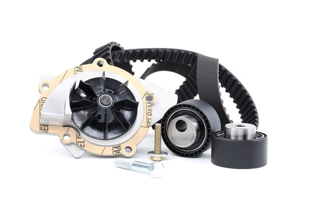 OEM Water pump and timing belt kit AIRTEX 7252343 for JEEP