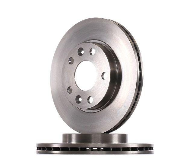 OEM Bremsscheibe BOSCH E190R02C03480258 für DACIA