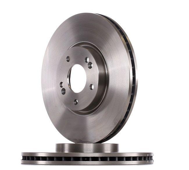 BOSCH 0986479786 Disc brake set