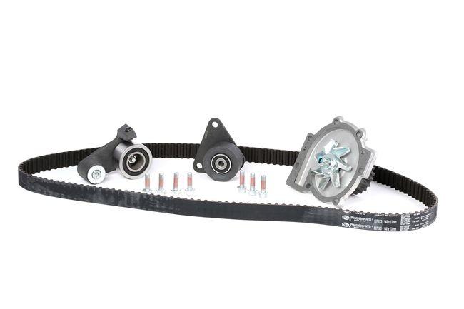 GATES Kuggremssats VOLVO BOOST™ CVT Belt, med vattenpump